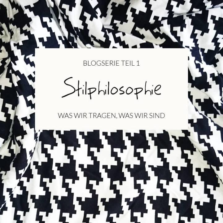 Stilphilosophie Teil 1