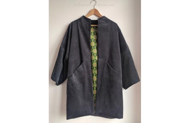 Genäht: Sapporo Coat