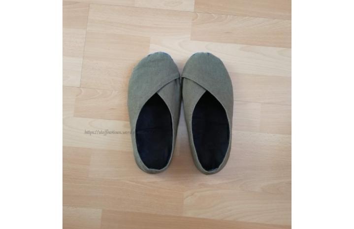Schuhe für Zuhause!