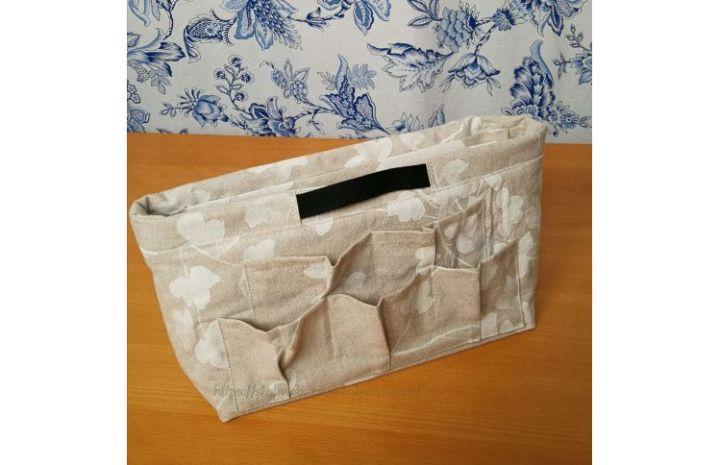 Stoffspielerei: Textile Behältnisse